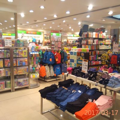 Retail store of kid's collections
