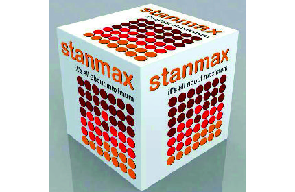 Stanmax - it's all about maximum